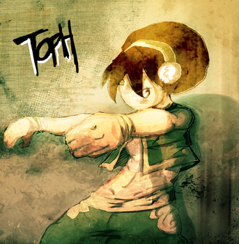 The Names Toph... by iJayRoc