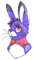 Bonnie headshot by TropicaIDeer