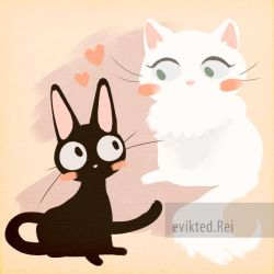Jiji Love by evikted