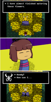 Undertale Comic by Emelina0