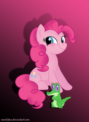 Cute Pinkie Pie by martybpix