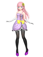 Dreamy Theater Extend: Fairy Macaron Luka by Tuni-kun