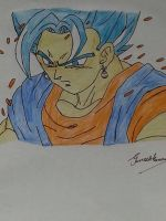 Vegito returns..... by vegitoxxx