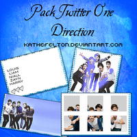 Pack Twitter One Direction [2] by KatheFelton