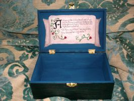 Sleeping Beauty Box Inside by Sidhe-Etain