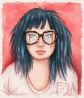 I was not born with glasses by Filsd
