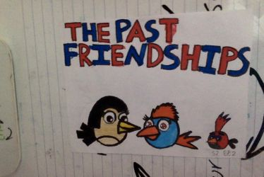 Rage Birds Toons S2 Ep. 2 The Past Friendships by Mario1998