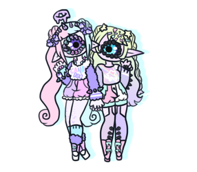 [ pastel cuties ] by hello-planet-chan