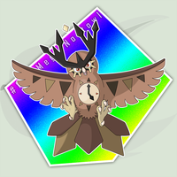 #164: Mega Noctowl by RaiZhuW-The-Real