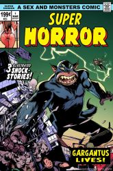 Super Horror - Cover by SexandMonsters