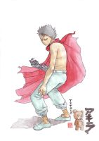 TETSUO by rgm501
