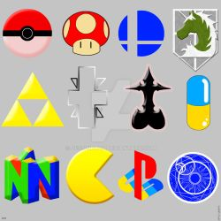 Logos - one by Jess23play