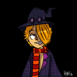 Shawn the Scarecrow by SpooderPie