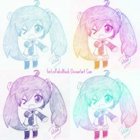 X4 Miku Hatsune X4 by GirLinPinknBlack