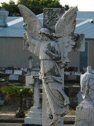 Object Stock - Cemetary 02. by stock-basicality