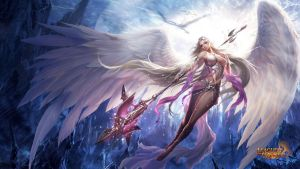 League of Angels - Fortuna 1366x768 by GTArcade