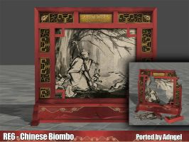 RE6 - Chinese Biombo by Adngel