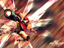 metroid by exosquelette