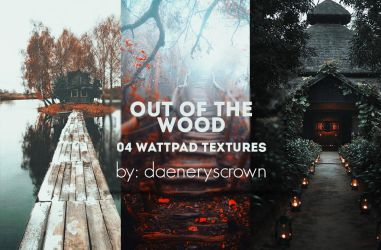 Texture Pack #03 - Out Of The Wood by daeneryscrown