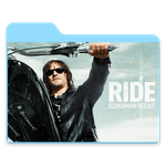 Ride With Norman Reedus by Havokmesfin