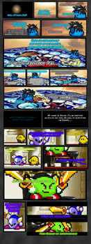 The Dream ends with You: Game 3 part 1 by FrostRaven32