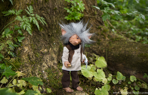 Troll Artus by ShirleysStudio