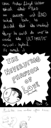 The Neverdying Phantom of Love - Remake [Part 1] by CrazyCartoonCookies