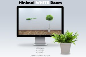 Minimal_White_Room by sektor911