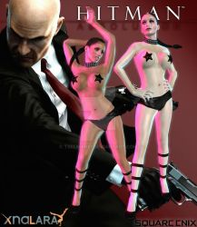 Hitman: Absolution - Stripper 0047 by TSelman61