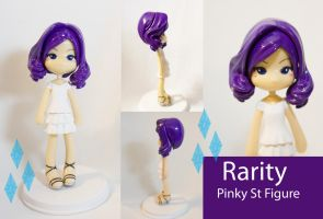 Rarity FS Pinky St by bluepaws21