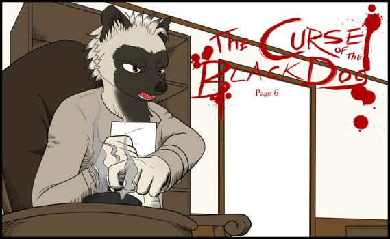 The Curse of the Black Dog: Page 6 by SonOfNothing