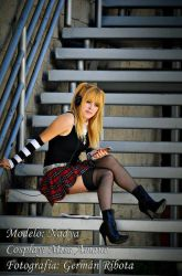 Misa Amane by germanribota