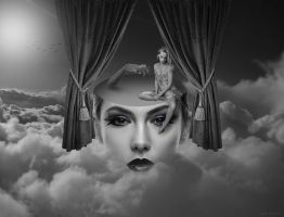 Head In The Clouds by JackieCrossley