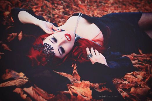 Leaves by C-h-l-0-e