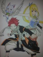 Fairy Tail timeskip X792 by Mirza91