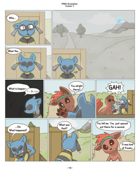 PMD Evolution: Chapter 3 page 10 by Snapinator