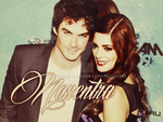 Ashley Greene // Ian Somerhalder by N0xentra