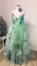 Butterfly Garden Gown by Firefly-Path