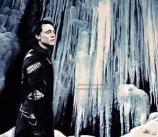 Loki. Black Ice by LindaMarieAnson