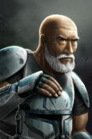 Old Man Rex by Robert-Shane