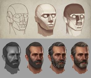 Beginner's Guide to Digital Painting in Photoshop by boc0