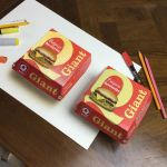 Challenge: draw box to trick people at fast food by marcellobarenghi