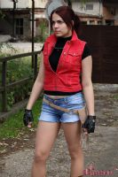 Claire Redfield RE Darkside Chronicles costest III by Rejiclad