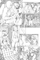 King Tut Truck Driving Pharaoh #1 Page 07 by DeanJuliette