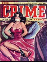 Crime Annual 1952 [S] by detectivesambaphile