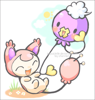 skitty x drifloon