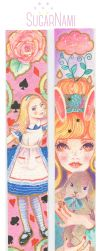 Alice and Easter feeling. by Sugar-Nami