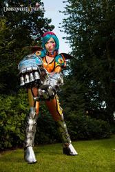 Neon Strike Vi at PAX Prime   League of Legends by Jynxed-Art
