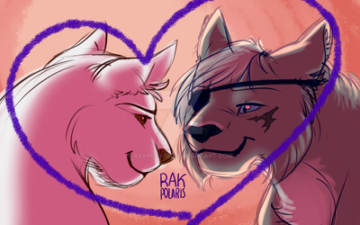 Would you care to be my Valentine?? by RakPolaris