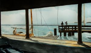 Sail Boat by 0618623